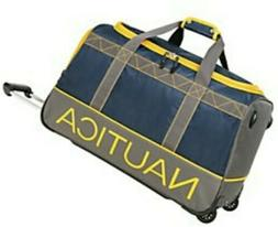 Nautica Dockside Wheeled DuffleBag