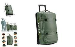 Gonex Rolling Duffle Bag with Wheels, 70L Water Repellent Wh