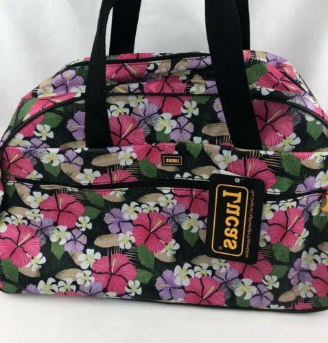 luggage 22 inch print rolling carry on