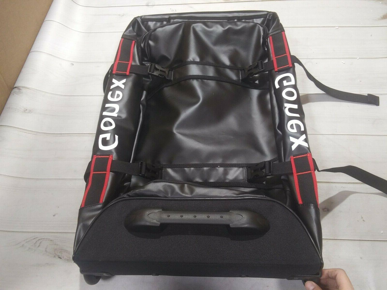 rolling duffle bag with wheels 70l water