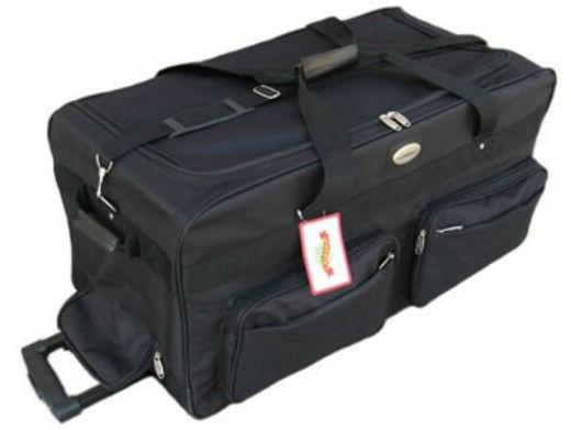 Large 36 Rolling Travel 8996 Duffle