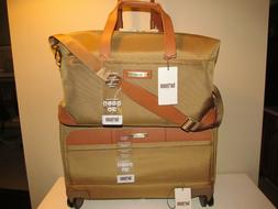 Hartmann Luggage Ratio Classic Deluxe 2 Carry-On Garment Bag