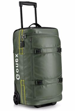 Gonex Rolling Duffle Bag with Wheels, 50L Water Repellent  O