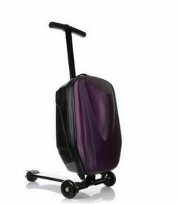 """Unisex Travel Luggage Skateboard Rolling 20"""" Scooter Case Ca"""